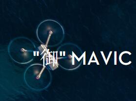 大疆(DJI) Mavic无人机
