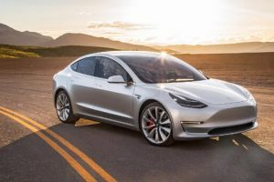 小失望 特斯拉Model 3不装配100kWh电池组
