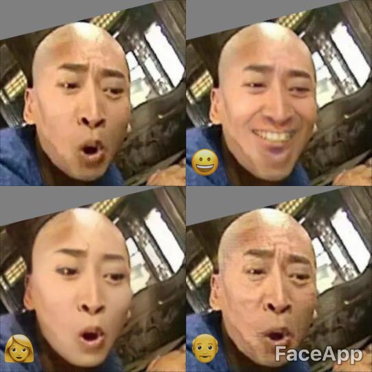 img 0820 - FaceApp 魔性表情新玩法