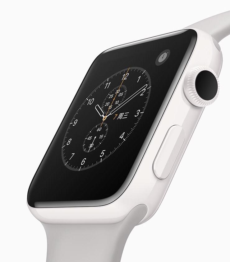 2016年4季度Apple Watch销售600万台