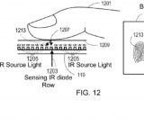 """苹果已获得""""指纹读取器嵌入屏幕""""专利,iPhone 8外观已确定"""