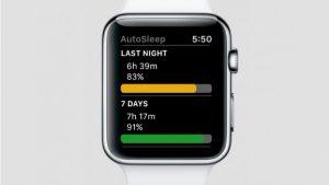 Apple Watch睡眠监测追踪 AutoSleep 300x169 - Apple Watch 睡眠监测追踪?最好的App都在这里!