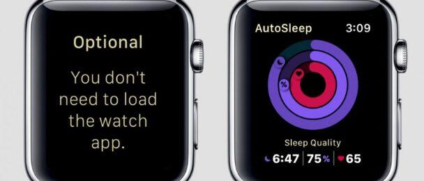 Apple Watch睡眠监测追踪 AutoSleep2 608x260 - Apple Watch 睡眠监测追踪?最好的App都在这里!