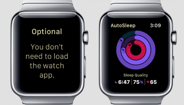 Apple Watch睡眠监测追踪 AutoSleep2 - watchOS 4.2.2 : Apple Watch如何下载并安装