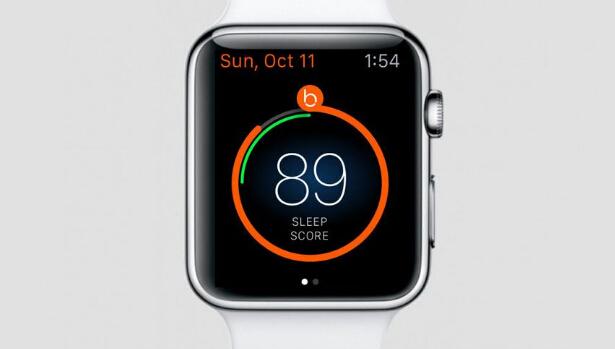Apple Watch睡眠监测追踪 Beddit Sleep Monitor - Apple Watch 睡眠监测追踪?最好的App都在这里!