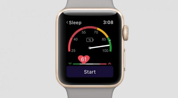 Apple Watch睡眠监测追踪 HeartWatch - Apple Watch 睡眠监测追踪?最好的App都在这里!