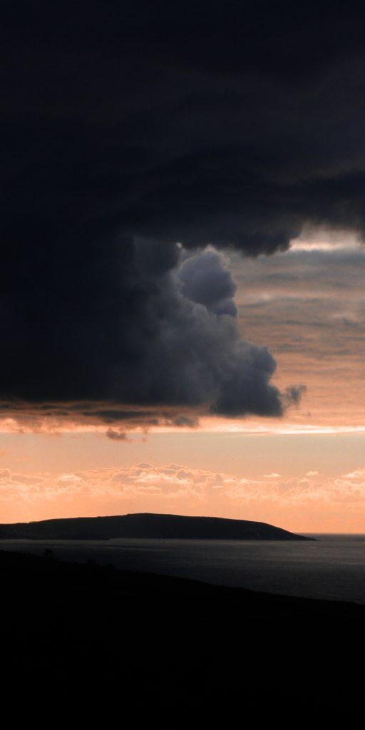 iPhone X高清壁纸之云景图