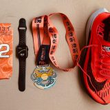 听着AirPods  戴着Apple Watch Series 3跑马拉松 结果…