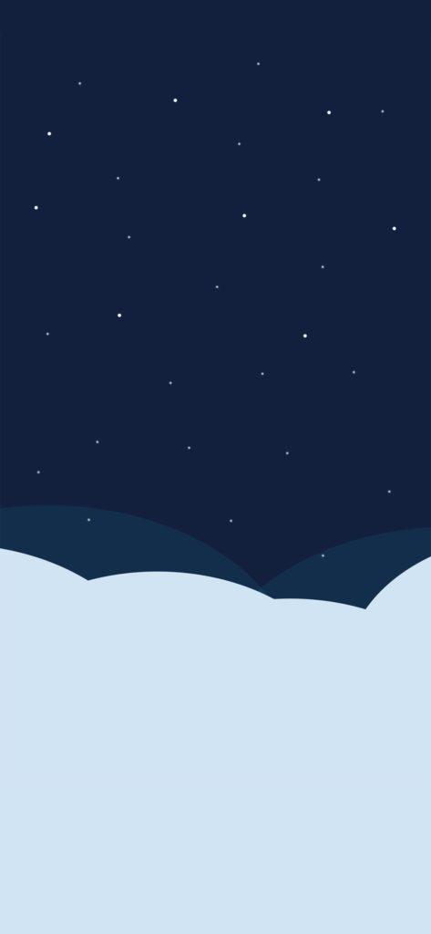 iPhone X Wallpaper 高清壁纸 圣诞 4 - iPhone X高清壁纸之圣诞