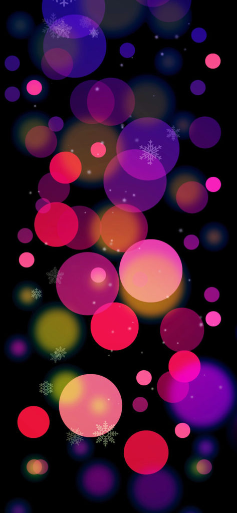 iPhone X Wallpaper 高清壁纸 圣诞 6 - iPhone X高清壁纸之圣诞