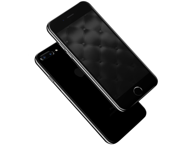 iPhoneX壁纸 黑色主题 view - iPhone X高清壁纸之云景图