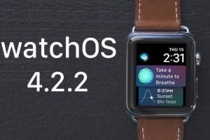 Apple Watch下载并安装watchOS 4.2.2 view 300x200 - watchOS 4.2.2 : Apple Watch如何下载并安装