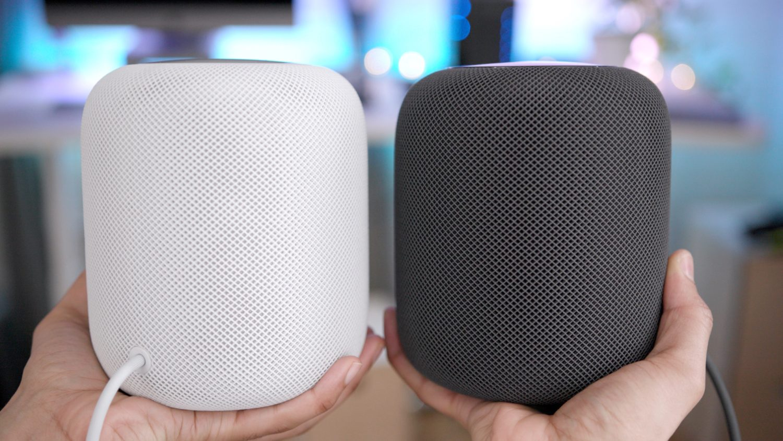 HomePod 和 Apple TV如何搭配使用 view - HomePod顶部状态指示灯表示什么意思