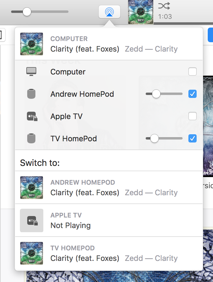 Mac或者MacBook连接HomePod的最优办法 1 - Mac和MacBook连接HomePod的最优办法