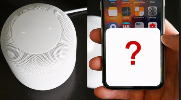苹果HomePod设置时遇到空白页面 view - HomePod顶部状态指示灯表示什么意思