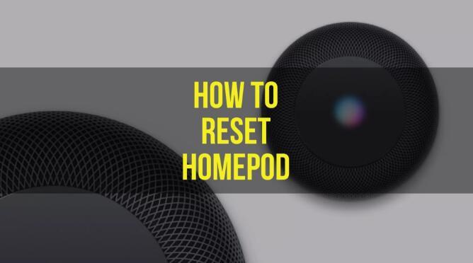 HomePod重置恢复出厂设置 3 - Mac和MacBook连接HomePod的最优办法