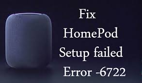 homepod set fail 6722 - iPhone连接HomePod常见问题解答