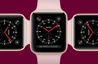 Apple Watch或取消物理按钮 e1529228044701 - 苹果Apple Watch发布watchOS 4.2.2 性能有所提升