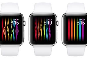 pride apple watch view 300x200 - Apple Watch推出彩虹表盘 灵感来自于它