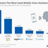 Siri依然是使用率最高的语音助手