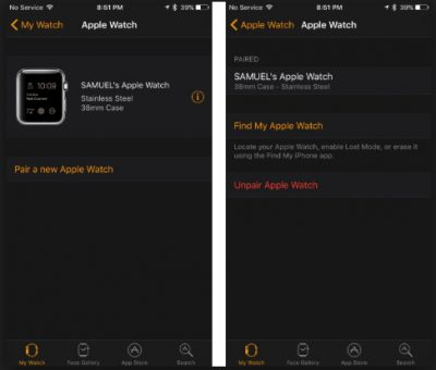 iphone apple watch e1533900033765 - Apple Watch无法与iPhone连接同步数据 5种终极解决办法