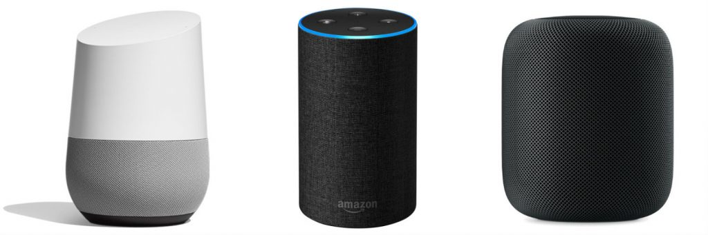 smart speakers Homepod echo home 1024x341 - HomePod在美国累计销量突破300万 占有率6%