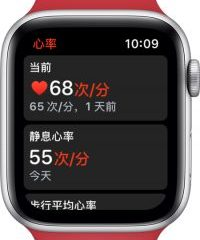 apple watch 心率 e1545142538562 - 听着AirPods  戴着Apple Watch Series 3跑马拉松 结果...