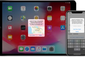 ios12 1 iphone x ipad pro apple id two factor hero 300x200 - 为 Apple ID 设置双重认证