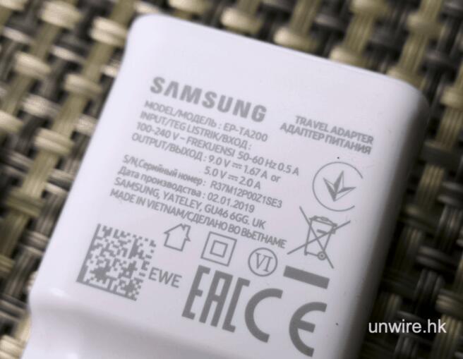 samsung galaxy s10 plus box charger - 三星最新旗舰 Galaxy S10+ 开箱抢先看