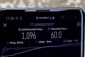 5g test 1gbs 300x200 - Verizon在芝加哥进行5G网络实测 下载1G大小的电影只需10秒!