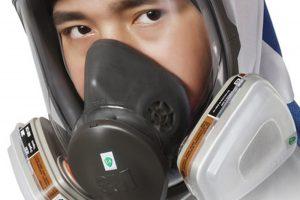 3M 6800 Respirator Mask High Quality Rubber Full Face Respirator PC Mirror Adapt Toxic Gas Painting 300x200 - 3m口罩、过滤棉