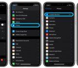 如何查iPhone上哪些app访问记录你的位置定位信息