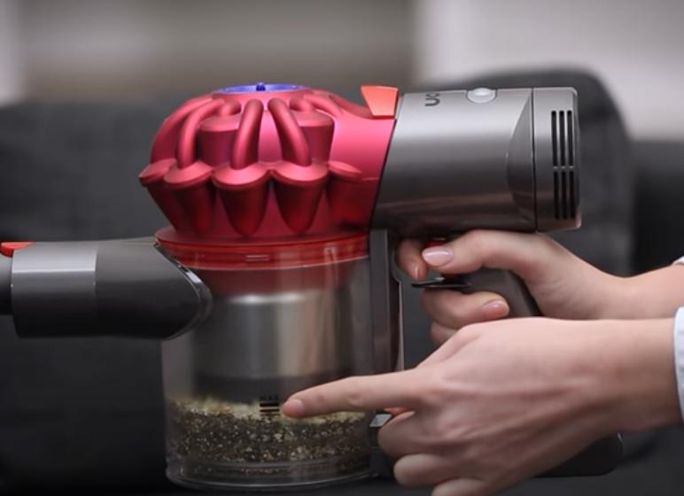 d09d20472b421a45f988467c8b7ba8fc - 戴森吸尘器如何倒灰更干净