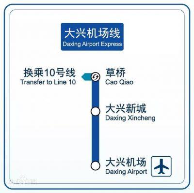 大兴机场线 草桥 e1604882080715 - 草桥地铁哪个口离大兴机场线最近
